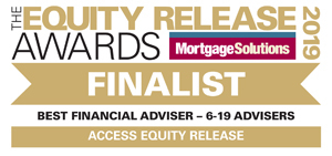 mortgage solutions finalist 300x141 - Equity Release Advisers in Dulwich